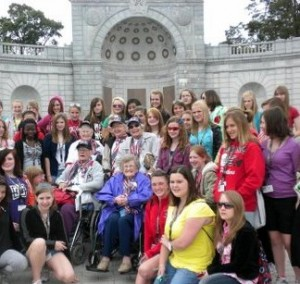 Students with Veterans