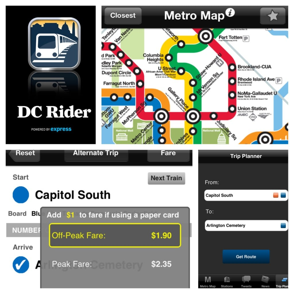 DC Rider, Must-Have Apps
