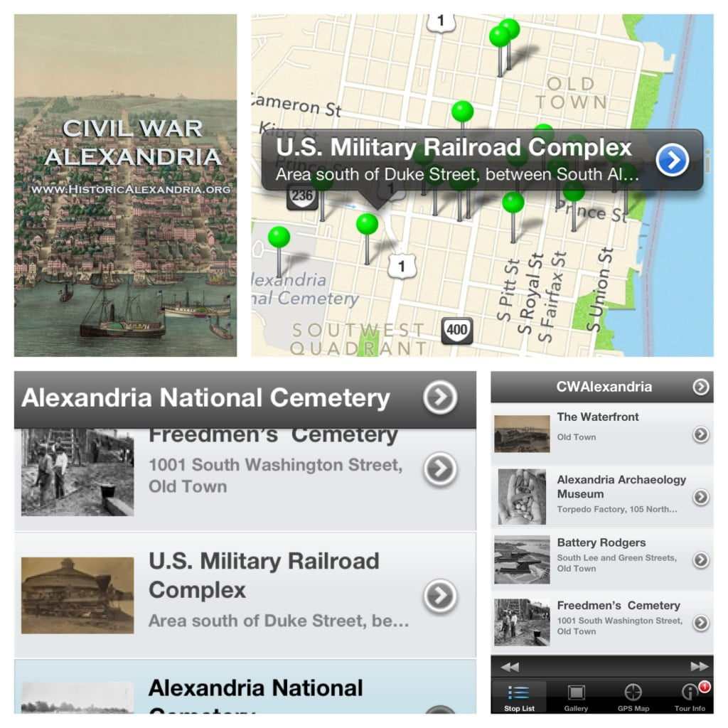 Alexandria National Cemetery App, Must-Have Apps