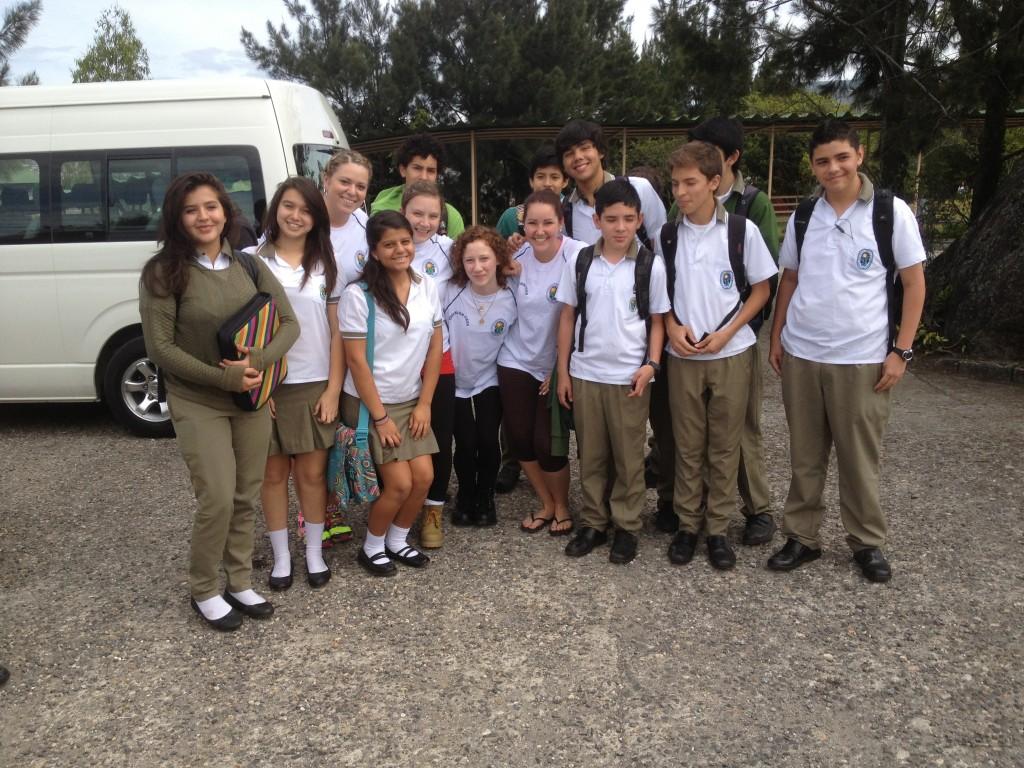 Costa Rica Student