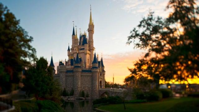 Disney School Trip