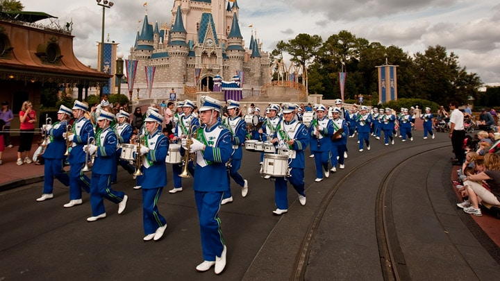 Marching Band Travel