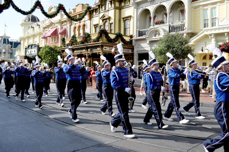 Marching Band Trip to Walt Disney World