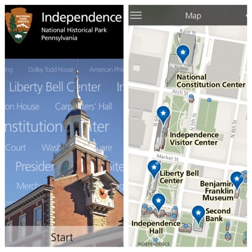 Philadelphia Apps