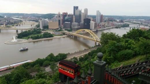 Pittsburgh School Trip