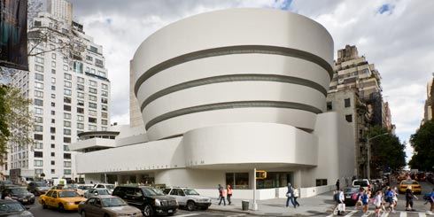 New York Architecture Tour A Customized TAG Program